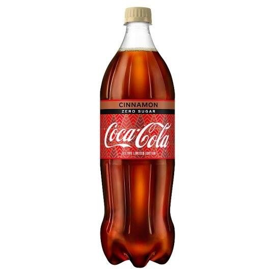 coca cola cinnamon sverige