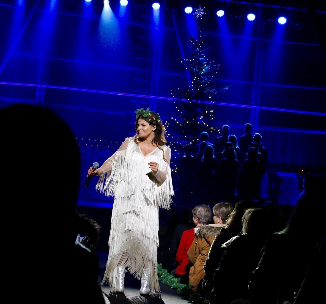 Jul med Carola 2019 - Emmas Julblogg