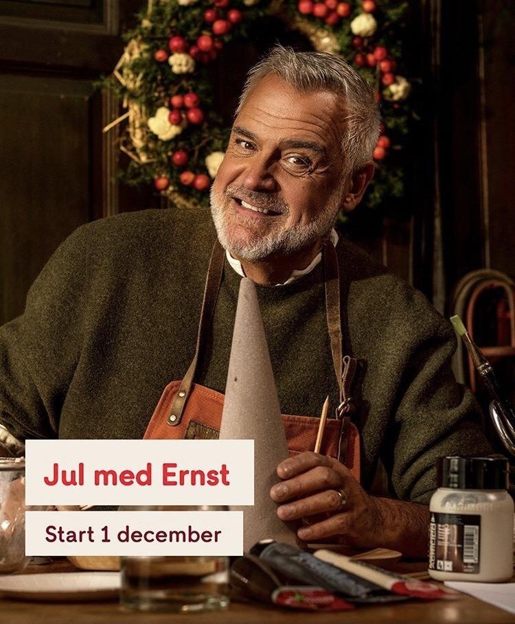 Jul med Ernst 2020