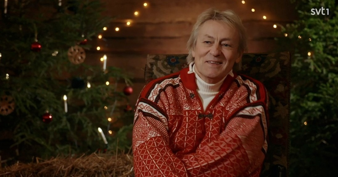 Årets Julvärd 2020 - Lars Lerin