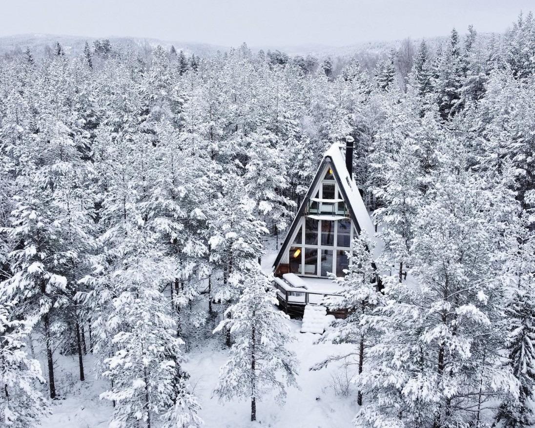 Hus Svanö höga kusten