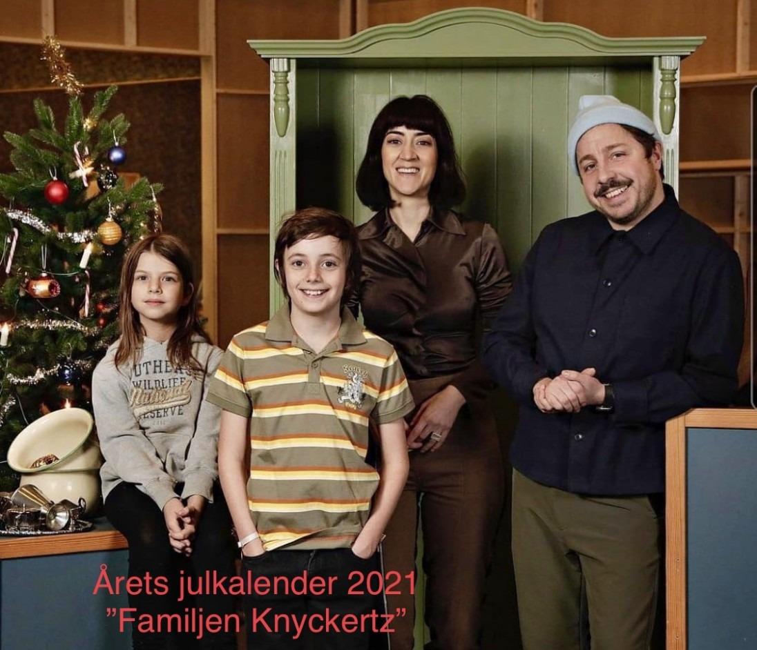 Julkalendern 2021