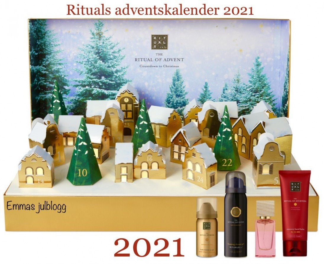 Ritual of advent 3D 2021